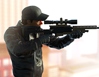 Sniper 3D Assassin - Mobile