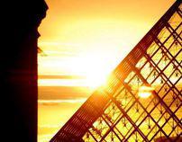 Louvre on Sunday