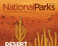 National Parks Magazine