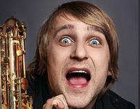 Saxophonist