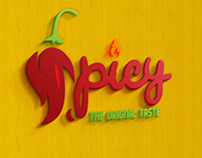 Spicy - Logo Design