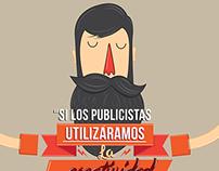 Speaker lV Congreso de Publicidad Roastbrief