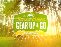 The Outdoor Channel's Gear Up & Go Sweepstakes