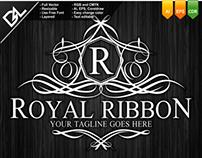Royal Luxurious/Royal Ribbon Logo Template