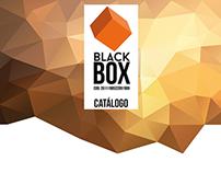 Black Box Catálogo Conceito