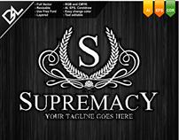 Supremacy Logo Template