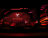 VIDEOMAPPING CONCEPT - SPORT