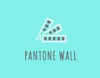 Pantone Studio Wall