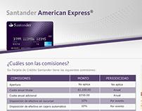 Santander Folleto Web informativo
