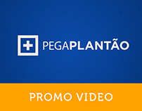 Pega Plantão Animated Promo Video