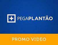 Pega Plantão Animated Promo Video