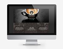 Monkey Grind Espresso - Website Redesign
