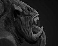 Monster Sculpting