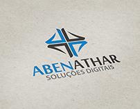 Logo design - Aben Athar Soluções Digitais