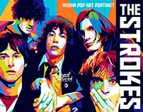 The Strokes in WPAP