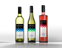 mt. lofty ranges winery / labels