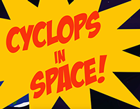 Animation | Cyclops in Space