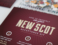 admissions acceptance kit