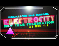 ELECTROCITY NEW YEAR CELEBRATION@SUMMARECON MAL SERPONG