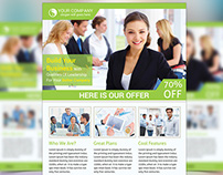 Free Psd Business Flyer