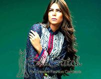 Sania Zara Embroidered Kurti Collection 2014