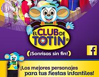 El club de Totin 2014