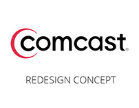 Comcast REDESIGN