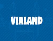 Vialand // Sign Consept