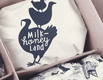 Milk & Honey Land. Depot WPF