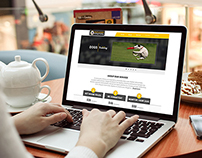 Pack Leader - Training Dogs Website