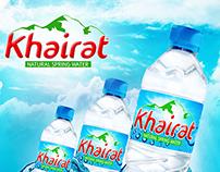 Khairat  NATURAL SPRING WATER