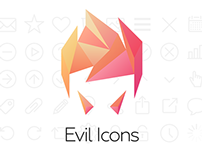 Evil Icons (free)