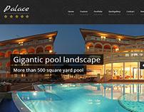 Palace - Responsive WordPress Hotel Theme