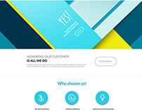 Yes! | Multi Purpose PSD Template