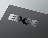 Edge Entertainment Brand Identity