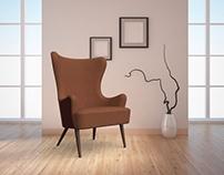 Oporto | Armchair - Living Room