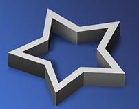 Иконка для приложения Tap Star