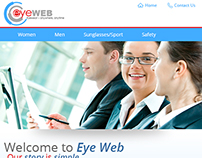 Eye Web Email Templates
