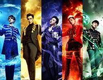 BIGBANG x TOS