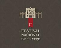 Festival Nacional de Teatro 2013