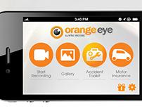 Orange Eye by NTUC INCOME