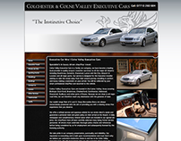 Colne Valley Executive Car Hire Website
