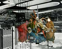 Consume Collage Series 3