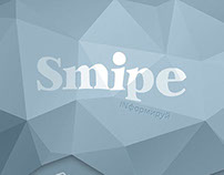 """Project """"SMIPE"""". Redesign"""