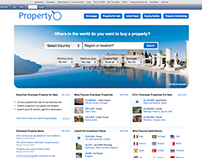 PropertyO logo