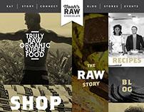 raw chocolate website