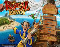 """Game """"Royal Envoy 2"""""""