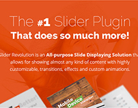 Slider Revolution Magento Extension