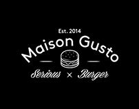 MAISON GUSTO - Branding