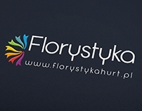 Logo and website design for floral shop (GreenFly)